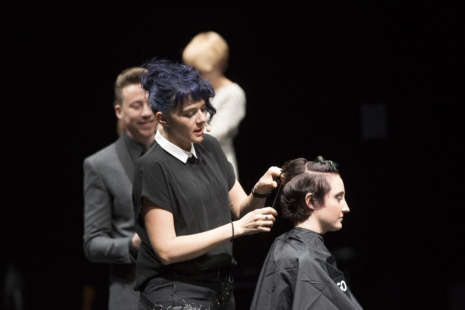 Goldwell Fashion Nights 2014